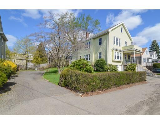 Casa Multifamiliar por un Venta en 50 Chapman Street Watertown, Massachusetts 02472 Estados Unidos