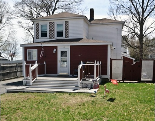 119  Turner St,  Quincy, MA