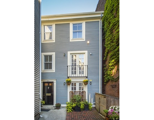 Single Family Home for Sale at 281 Main Street Boston, Massachusetts 02129 United States