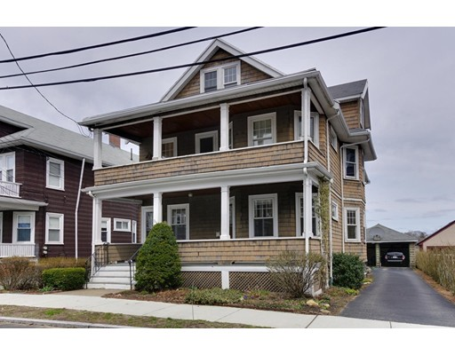 Multi-Family Home for Sale at 13 Surry Road Arlington, Massachusetts 02476 United States
