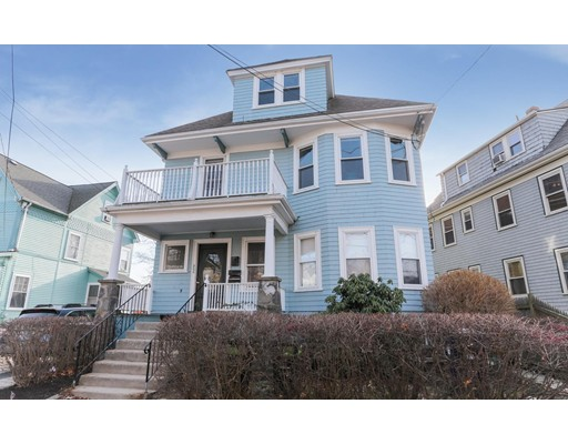 Multi-Family Home for Sale at 866 South Street Boston, Massachusetts 02131 United States