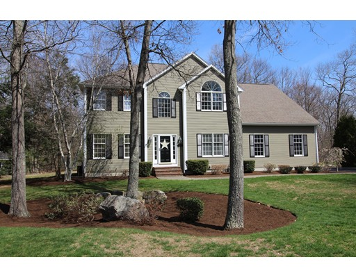Single Family Home for Sale at 62 Colonial Drive Mansfield, Massachusetts 02048 United States