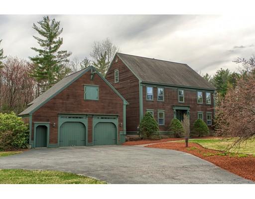 Частный односемейный дом для того Продажа на 2 Ryan Road Townsend, Массачусетс 01474 Соединенные Штаты