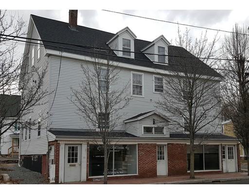 多户住宅 为 销售 在 8 School Street Amesbury, 马萨诸塞州 01913 美国
