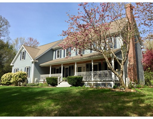 Single Family Home for Sale at 47 CAMPBELL Street Rutland, Massachusetts 01543 United States