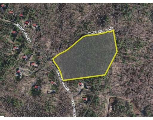 Land for Sale at Leavitt Street Hingham, Massachusetts 02043 United States