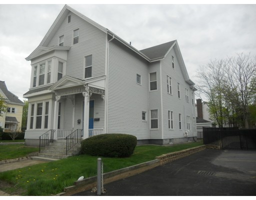 Multi-Family Home for Sale at 650 N Main Street Brockton, Massachusetts 02301 United States