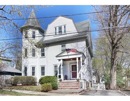 Single Family Home for Sale at 17 E Highland Avenue Melrose, Massachusetts 02176 United States