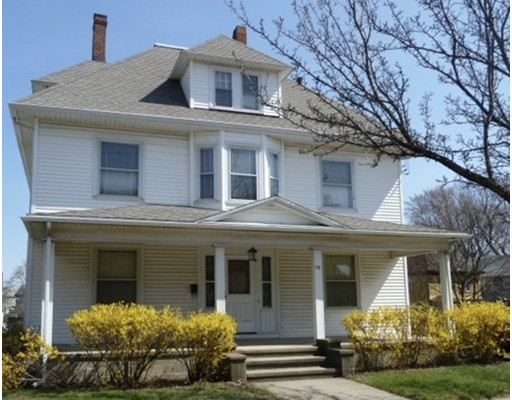 Single Family Home for Sale at 79 George Street Medford, Massachusetts 02155 United States
