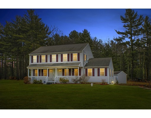 Single Family Home for Sale at 439 Alpine Drive Southbridge, Massachusetts 01550 United States
