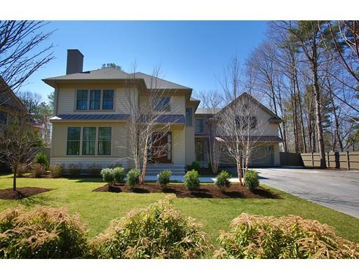 Single Family Home for Sale at 135 Neshobe Road Newton, Massachusetts 02468 United States