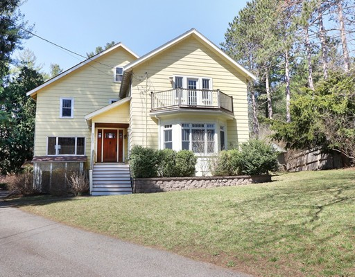 240 Merriam Street, Weston, MA 02493