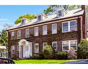 9-11 Hunnewell Circle  is a similar property to 62 Algonquin Rd  Newton Ma
