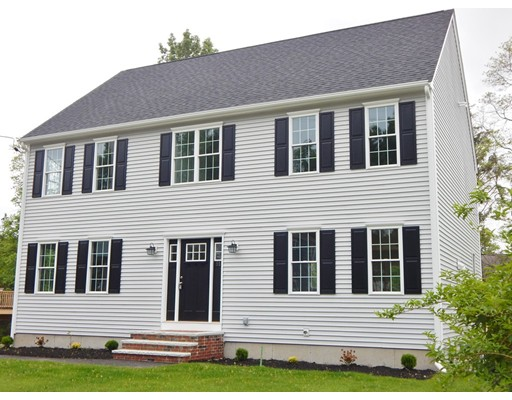 Single Family Home for Sale at 55 George Street Brockton, Massachusetts 02302 United States