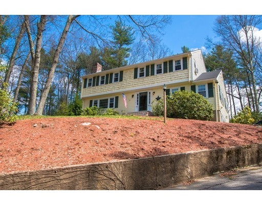 43 Hearthstone Drive, Medfield, MA 02052