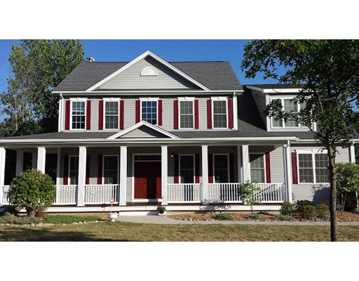 Single Family Home for Sale at 1 Rolling Brook Lane Blackstone, Massachusetts 01504 United States