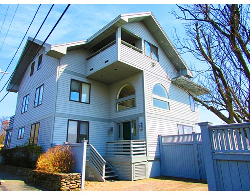 Single Family Home for Sale at 183 Bass Point Road Nahant, Massachusetts 01908 United States