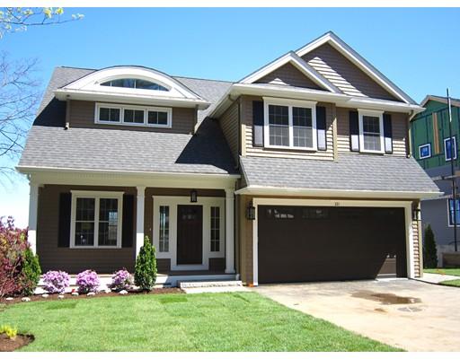 Casa Unifamiliar por un Venta en 321 PROSPECT HILL ROAD Waltham, Massachusetts 02451 Estados Unidos