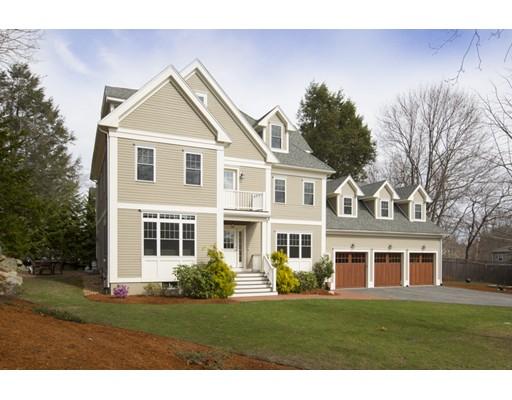 Частный односемейный дом для того Продажа на 3 Stonefield Circle 3 Stonefield Circle Winchester, Массачусетс 01890 Соединенные Штаты