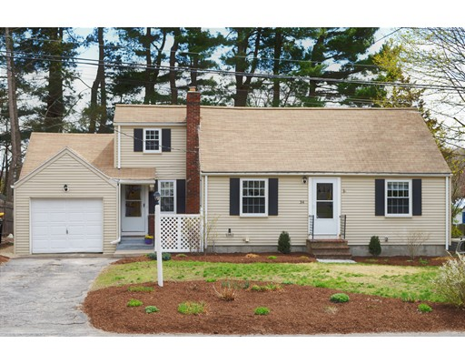 Single Family Home for Sale at 34 Londonderry Road Framingham, Massachusetts 01701 United States