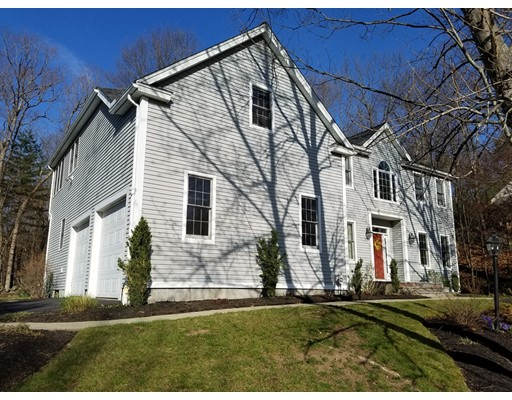 Single Family Home for Sale at 55 Blue Jay Lane Ashland, Massachusetts 01721 United States