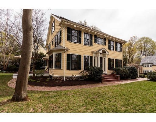 Single Family Home for Sale at 60 Stone Road Belmont, Massachusetts 02478 United States