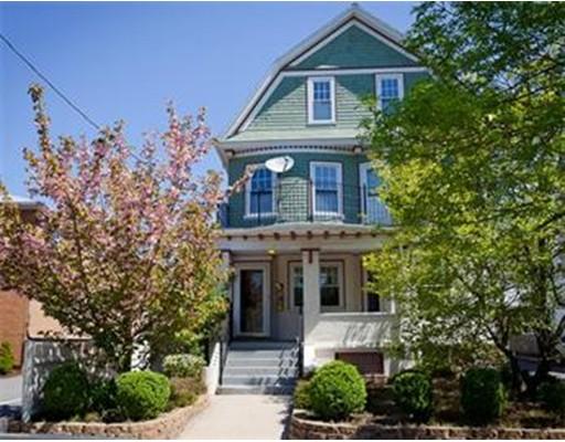 Частный односемейный дом для того Аренда на 151 Massachusetts Avenue Arlington, Массачусетс 02474 Соединенные Штаты