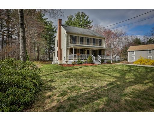 Частный односемейный дом для того Продажа на 6 Belmore Road Merrimac, Массачусетс 01860 Соединенные Штаты