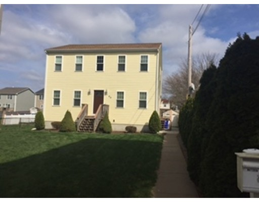Single Family Home for Sale at 90 Foote Street Fall River, Massachusetts 02724 United States
