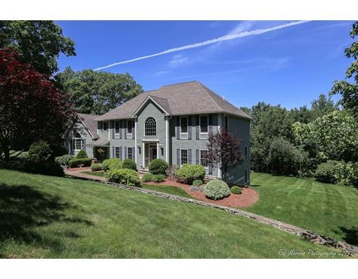 独户住宅 为 销售 在 10 Bayns Hill Road Boxford, 马萨诸塞州 01921 美国