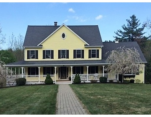 Single Family Home for Sale at 46 Davis Hill Road Paxton, Massachusetts 01612 United States