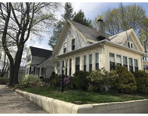 独户住宅 为 出租 在 101 West Ashland Street 布罗克顿, 02302 美国