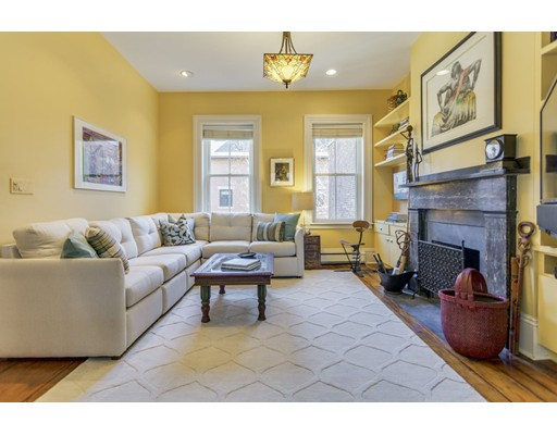 Single Family Home for Sale at 458 Shawmut Avenue Boston, Massachusetts 02118 United States