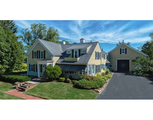 Single Family Home for Sale at 50 Oak Hill Road Southborough, Massachusetts 01745 United States