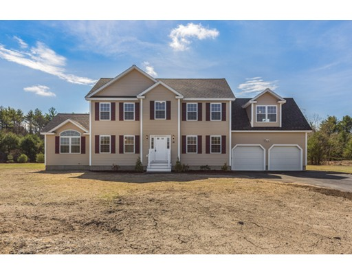 Частный односемейный дом для того Продажа на 16 Crawford Way Pepperell, Массачусетс 01463 Соединенные Штаты