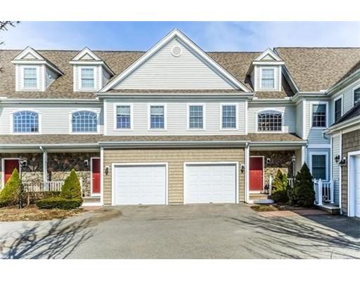 Appartement en copropriété pour l Vente à 509 Hampton Way Abington, Massachusetts 02351 États-Unis