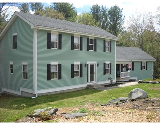 Single Family Home for Sale at 149 Waverly Road Ludlow, Massachusetts 01056 United States