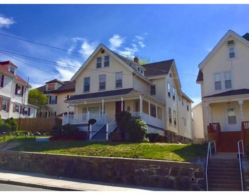 多户住宅 为 销售 在 111 Walnut Street 莫尔登, 马萨诸塞州 02148 美国