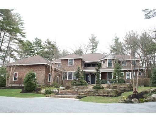 独户住宅 为 销售 在 1219 Main Street 林菲尔德, 马萨诸塞州 01940 美国