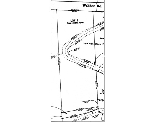 Land for Sale at 105 Webber Road Whately, 01093 United States