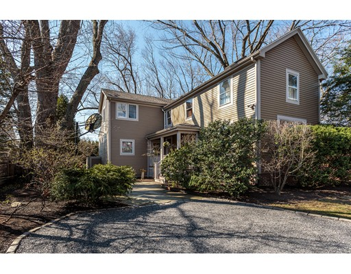 Single Family Home for Sale at 275 Washington Street Belmont, Massachusetts 02478 United States