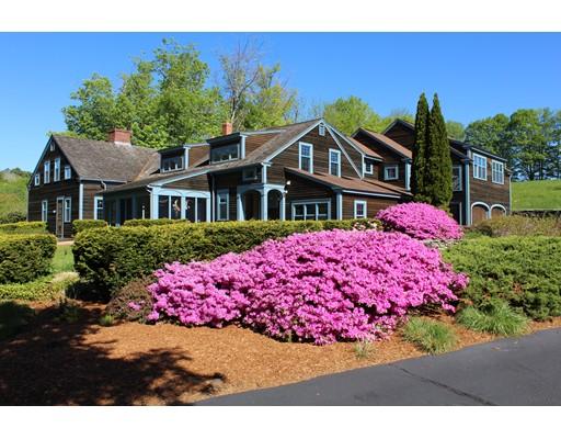 واحد منزل الأسرة للـ Sale في 101 Daunt Road Barre, Massachusetts 01005 United States