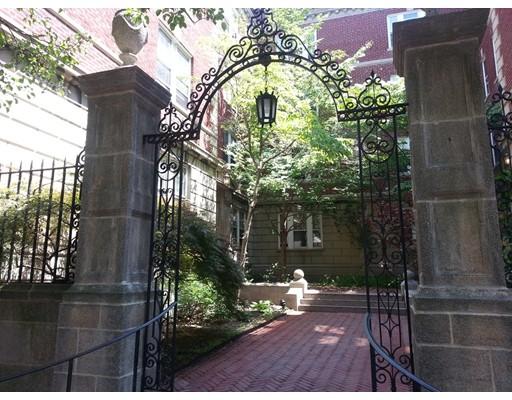 Casa Unifamiliar por un Alquiler en 6 Washington Avenue Cambridge, Massachusetts 02140 Estados Unidos