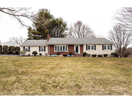 Single Family Home for Sale at 6 Spring Valley Road Belmont, Massachusetts 02478 United States