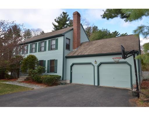Single Family Home for Sale at 18 Lady Slipper Lane Franklin, Massachusetts 02038 United States