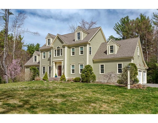 Single Family Home for Sale at 1135 Burroughs Road Boxborough, Massachusetts 01719 United States