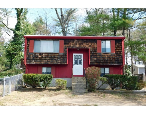 Single Family Home for Sale at 20 Indian Road Holbrook, Massachusetts 02343 United States