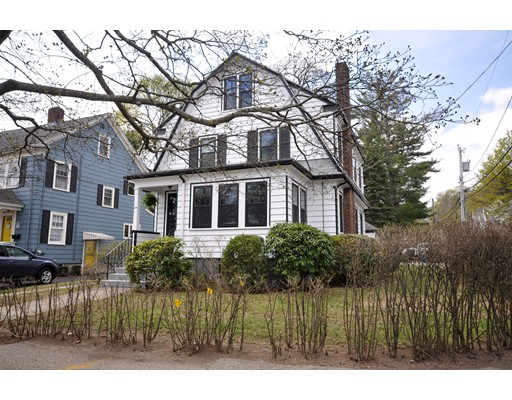 Single Family Home for Sale at 242 Gray Street Arlington, Massachusetts 02476 United States