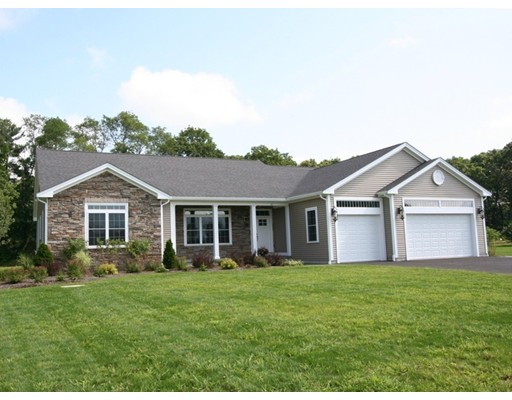Single Family Home for Sale at 10 Palmer Meadows Rehoboth, 02769 United States