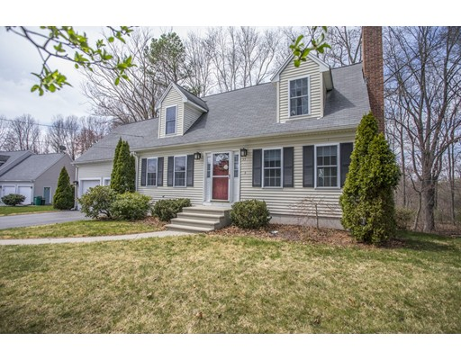 Single Family Home for Sale at 55 Trinity Circle Attleboro, Massachusetts 02703 United States